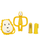 Matchstick Monkey Teething Starter Set Ludo Lion