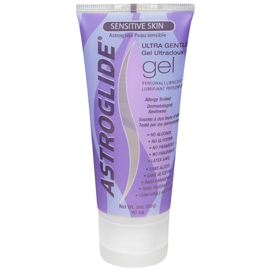 Astroglide Sensitive Skin Ultra Gentle Gel Personal Lubricant