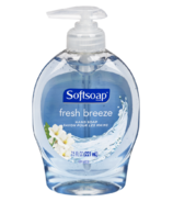 Softsoap Liquid Hand Soap Fresh Breeze