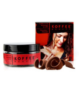 Koffee Beauty Natural Coffee Body and Face Scrub Chocolate