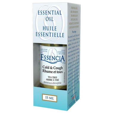 Homeocan Essencia Pure Tea Tree Essential Oil