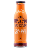 Two Bears Cold Brew Coffee Maple Pecan