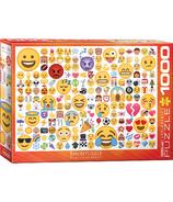 Eurographics EmojiPuzzle Quelle est votre humeur? Casse-tête