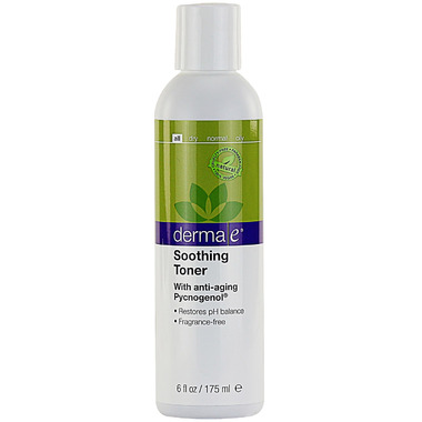 Derma E Soothing Toner with Anti-Aging Pycnogenol