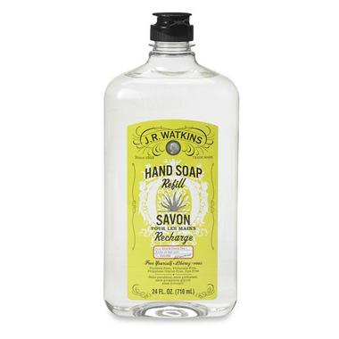 Liquid Hand Soap Refill Aloe Green Tea