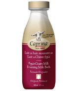 Caprina by Canus Fresh Goat's Milk Foaming Milk Bath