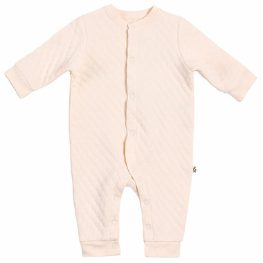 Snugabye Cozy Quilted Jumpsuit Dream Collection Pink