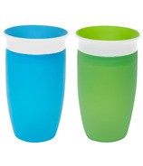 Munchkin Miracle 360 Sippy Cups Blue & Green