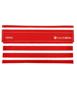 Lunchskin Red Stripe Snack Bag