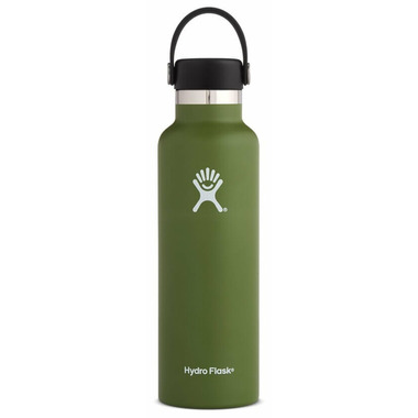 Hydro Flask Standard Mouth With Flex Fap Olive