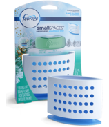 Febreze SmallSpaces Fresh Cut Pine Starter Kit Air Freshener