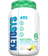 ANS Performance KETOSYS Protein Powder Vanilla
