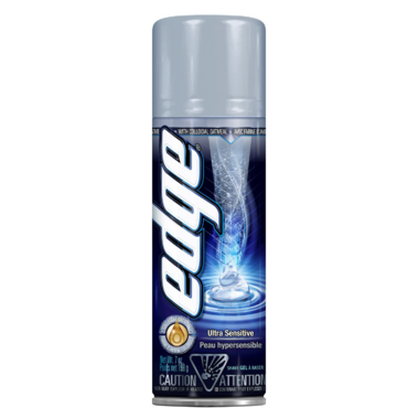 Edge Ultra Sensitive Shave Gel