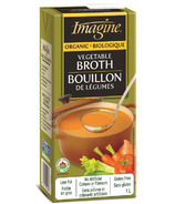 Imagine Foods Organic Vegetable Broth