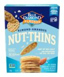 Blue Diamond Nut Thins Crackers Hint Of Sea Salt