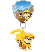 Paw Patrol Action Pack Rubble and Collectible Pup Badg