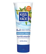 Kiss My Face 4-in-1 Fragrance Free Moisture Shave
