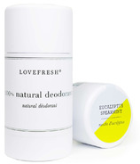 LOVEFRESH Eucalyptus Spearmint Natural Cream Deodorant Stick