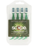Scope Outlast Minibrush Long Lasting Mint