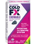 COLD-FX Chewables Grape