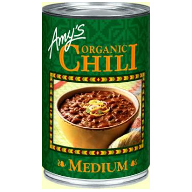 Amy\'s Organic Chili Medium