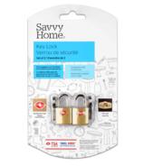 Savvy Home TSA Key Locks Set