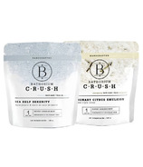 Bathorium CRUSH Sea Kelp & Rosemary Citrus Bath Soak Duo Pack