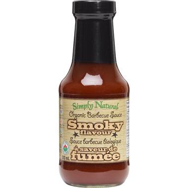 Simply Natural Organic Original Smoky BBQ Sauce