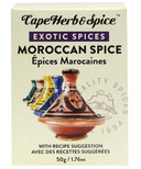 Cape Herb & Spice Exotic Spices Moroccan