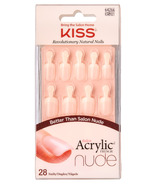 Kiss Salon Acrylic Nude Breathtaking