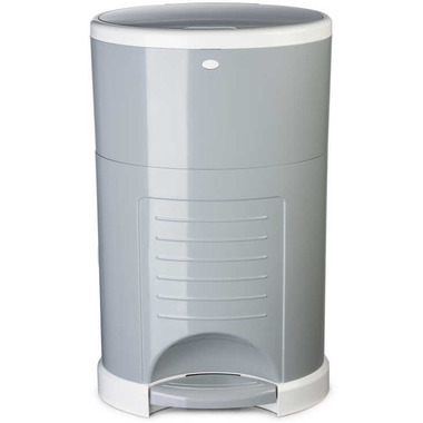 Dekor Plus Diaper Pail Grey