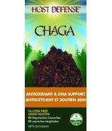 Host Defense Chaga (Inonotus Obliquus) Capsules