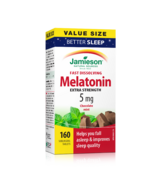 Jamieson Melatonin 5 mg Fast Dissolving