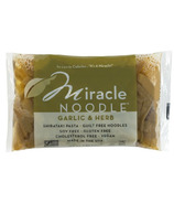 Miracle Noodle Konjac Shirataki Garlic and Herb Noodles