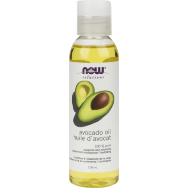 NOW Solutions Avocado Oil