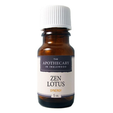 The Apothecary In Inglewood Zen Lotus Oil