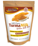 North American Herb & Spice TurmaMilk Golden Milk Mix
