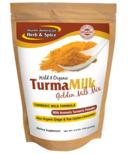 North American Herb & Spice TurmaMilk Golden Milk Mix