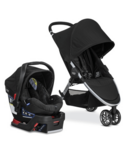 Britax B-Agile 3 & B-Safe 35 Travel System Black