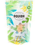 Squish Vegan Dinosours Gourmet Candy