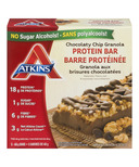 Atkins Chocolaty Chip Granola Protein Bars