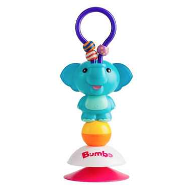 Bumbo Enzo Elephant Suction Toy