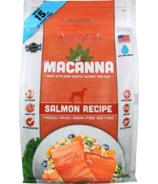 Grandma Lucy's Macanna Salmon Grain-Free Dog Food Medium