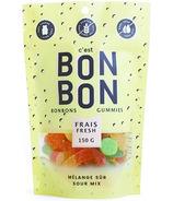 c'est BONBON Gummies Sour Mix