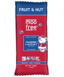 Moo Free Dairy Free Cocoa Bar Cranberry & Hazelnut