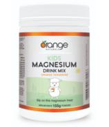 Orange Naturals Kids Magnesium Drink Mix Orange Tangerine
