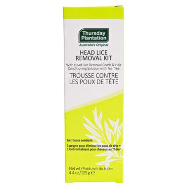 Thursday Plantation Head Lice Kit