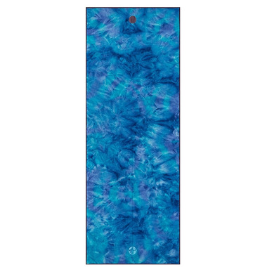 Manduka yogitoes Skidless Yoga Towel Groovy Playa