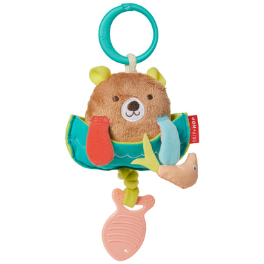Skip Hop Camping Cubs Jitter Bear Fishing Bear