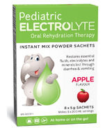 Pediatric ELECTROLYTE Powder Sachets Apple